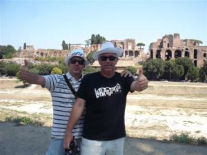 Dani y Toni Roma